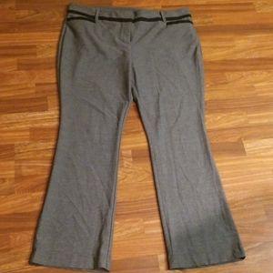 7th Avenue New York & Company Trousers Sz. 18A